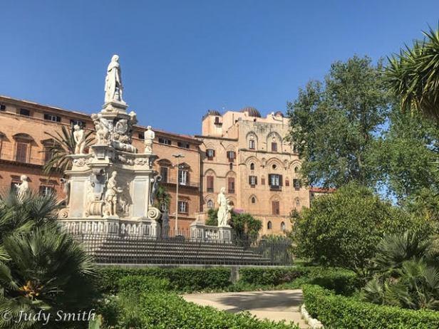 Norman Palace_Sicily