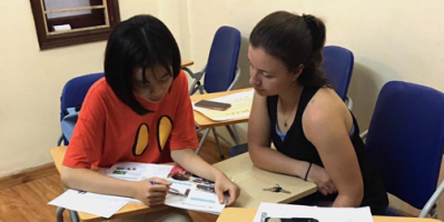 Teaching English_HelpStay_Vietnam